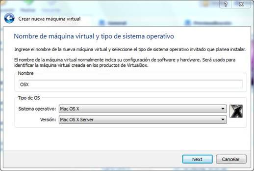 como crear unidad virtual en mac